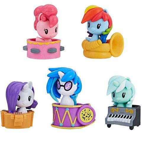 Hasbro My Little Pony E0193 Май Литл Пони Игровой набор Пони-Милашка (в ассортименте)