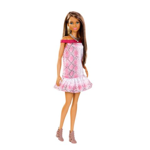 "Mattel Barbie FGV00 Барби Кукла из серии ""Игра с модой"""
