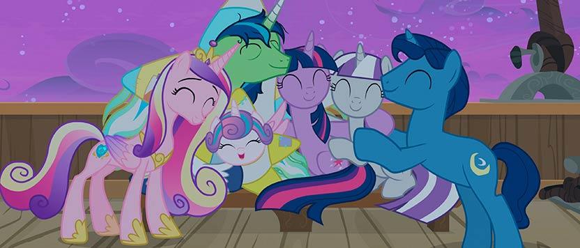 My Little Pony. Дружба – это чудо