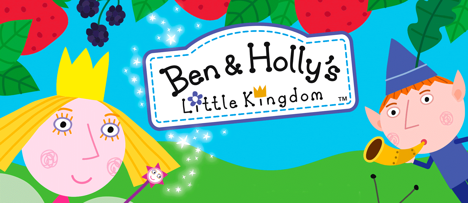 Маленькое королевство Бена и Холли